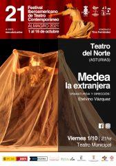 Medea, la extranjera – FITCA 2021